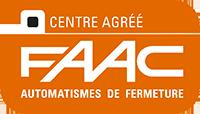 Logo FAAC - Automatismes de fermeture