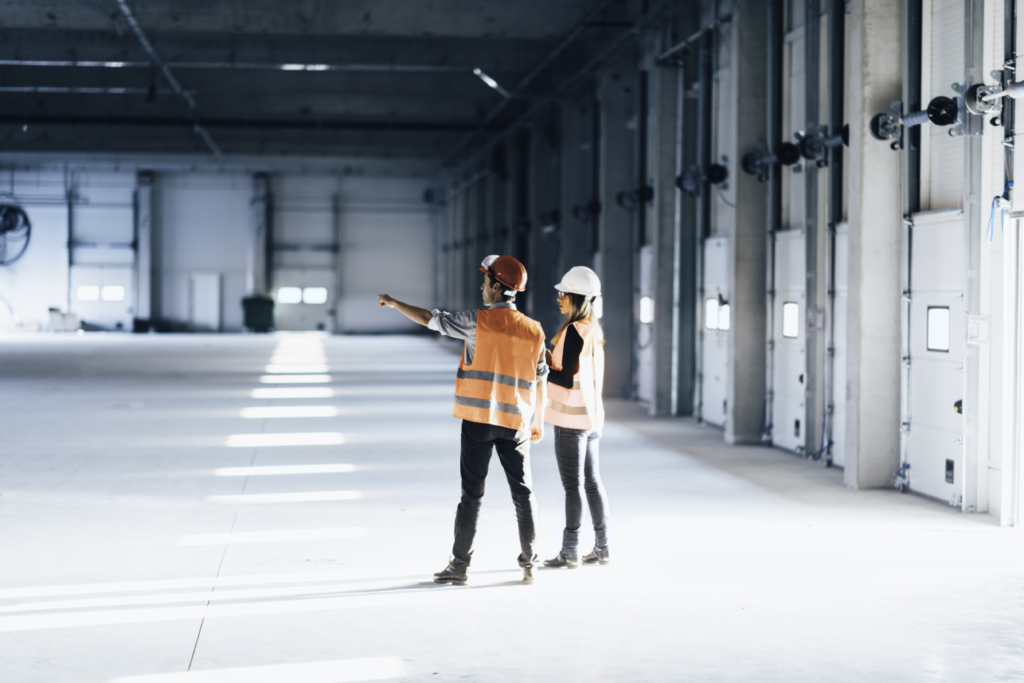 Accompagnement et suivi de toutes les étapes du projet de sécurité et sûreté d'une entreprise.