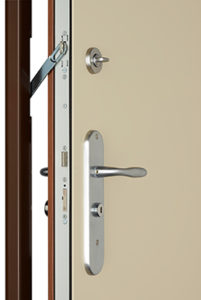 Porte blindée appartement FOXEO