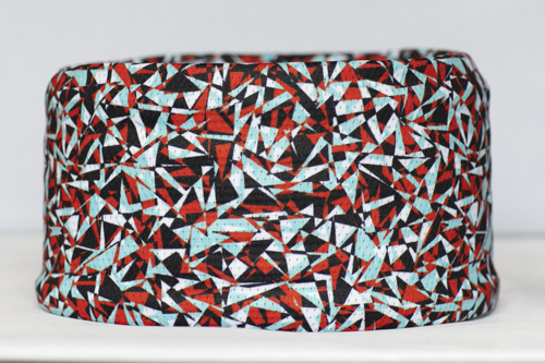 bandeau sport technique graphique multicolre