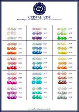 Cristal irisé