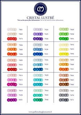 Cristal Lustré
