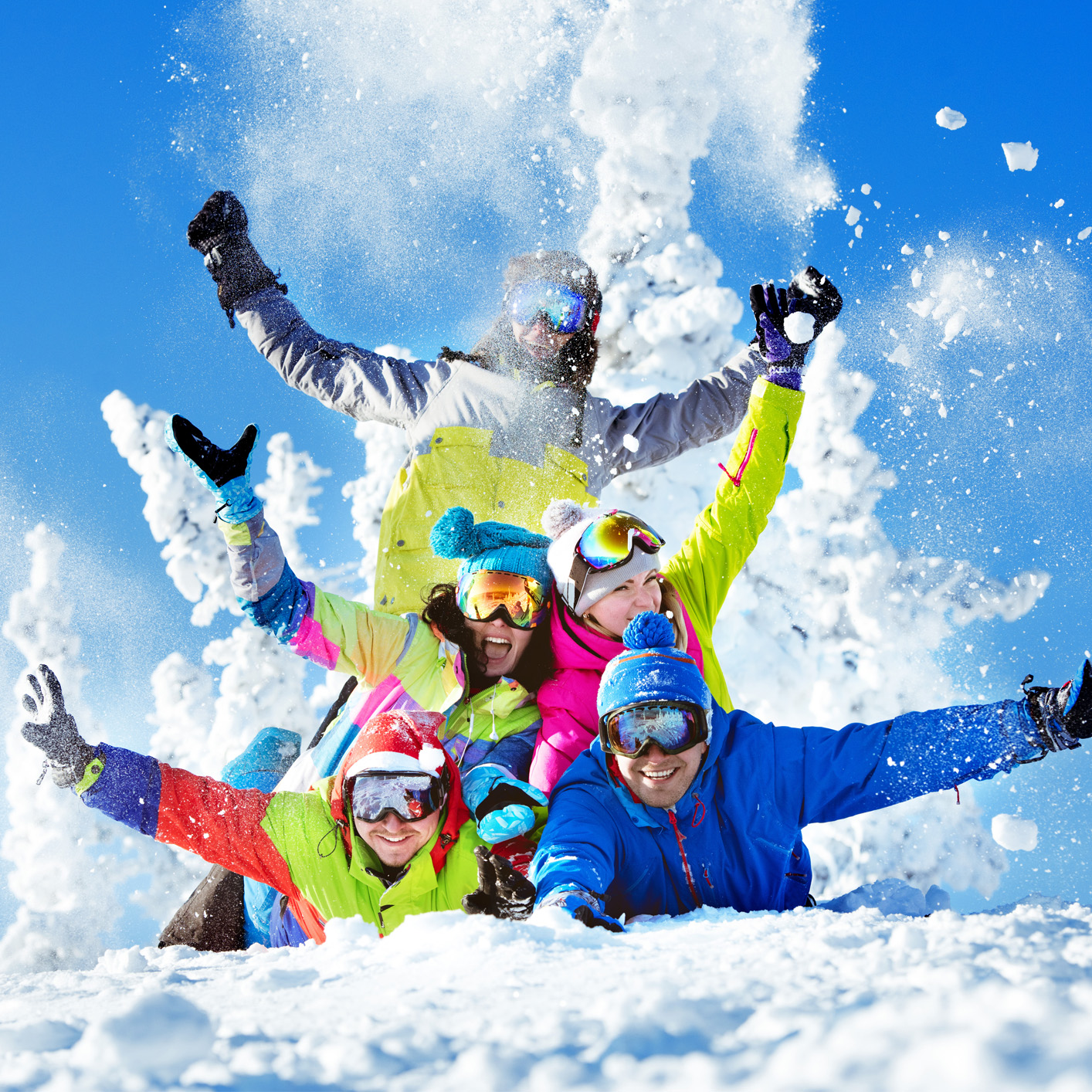 pass pour skier sur quatre stations de ski des Pyrénées cet hiver