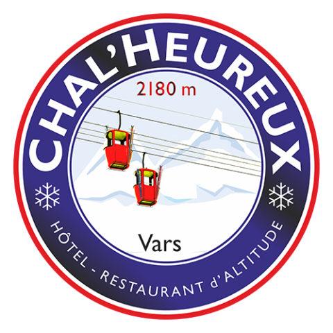 Logo Chal'Heureux - site internet réalisé par Y-Proximité