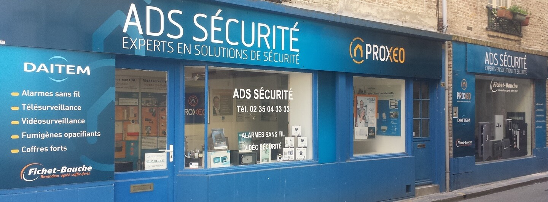 ADS Sécurité à Dieppe
