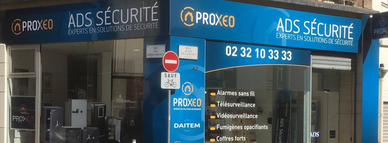 ADS Sécurité à Rouen