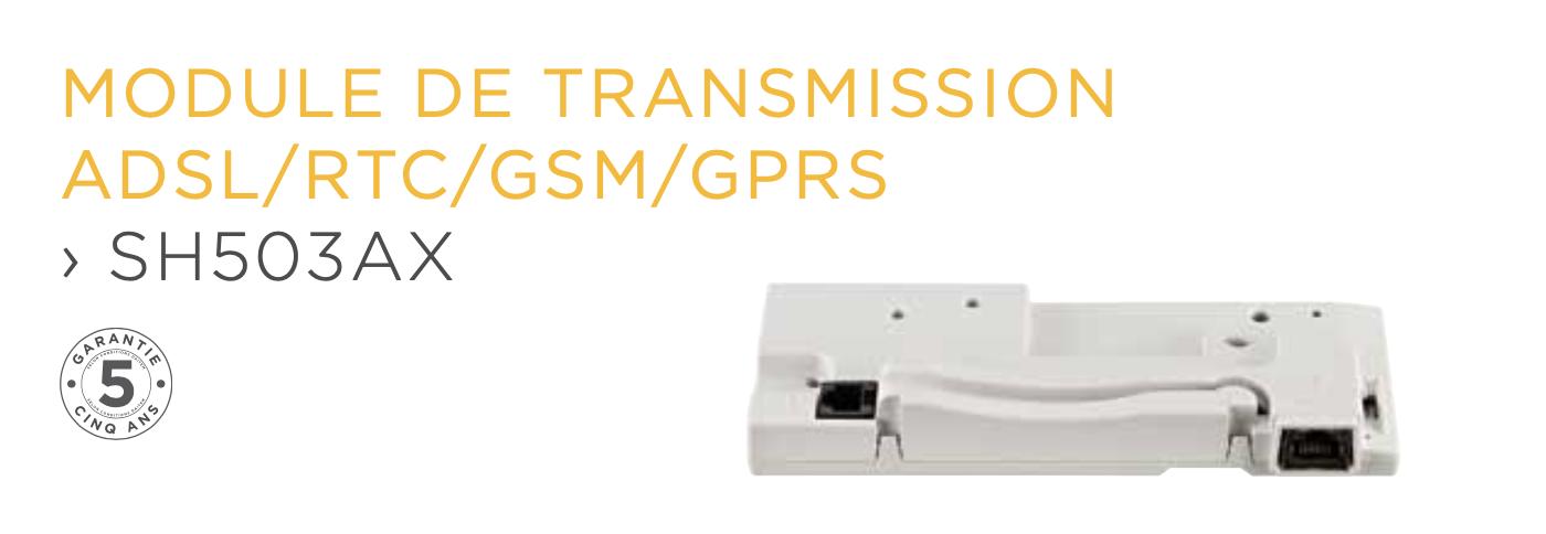 Module de transmission alarme à Nice