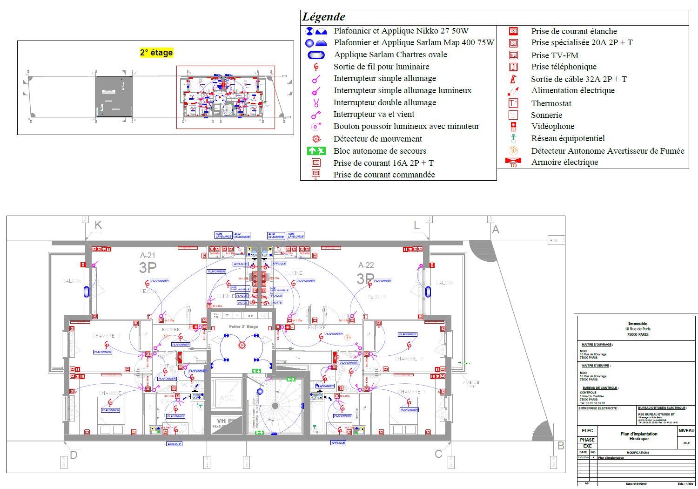 Comment Faire Un Plan De Cablage Electrique Maison