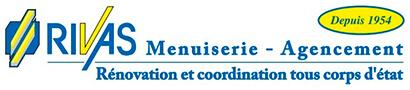 Logo Rivas Menuiserie - Agencement