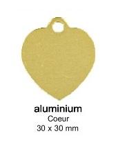Coeur 30 x 30 mm