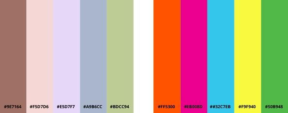 couleurs tendances 2021