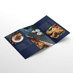 Carte de menu Veoprint