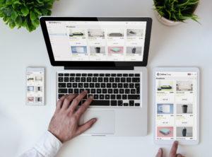 Erreurs dans l'e-commerce - Ne pas mettre son site en responsive design