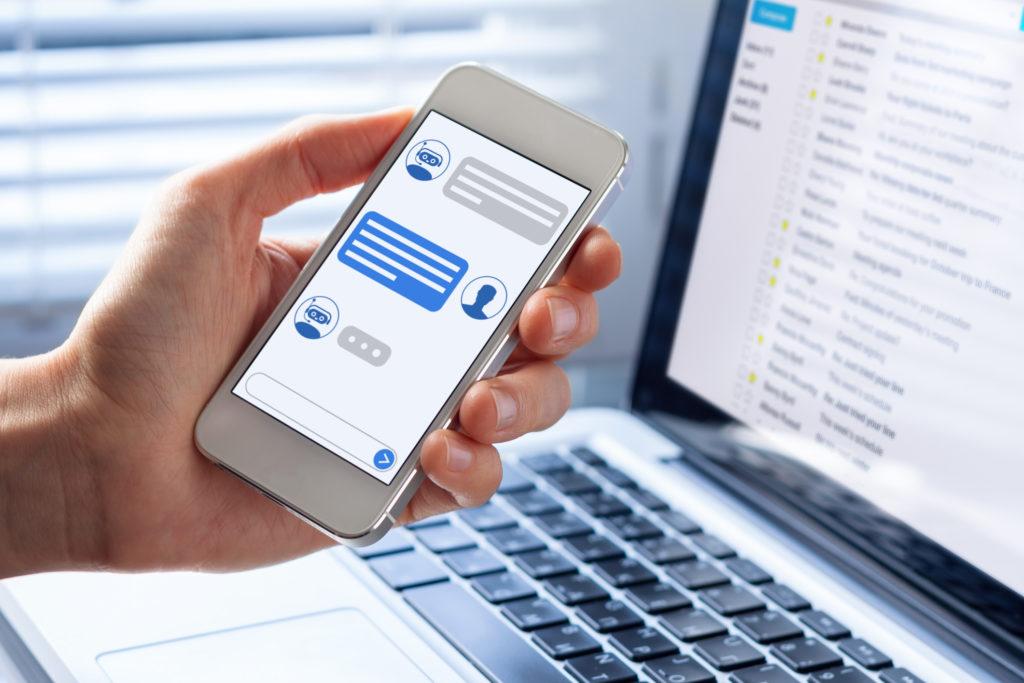 Service client pour améliorer l'experience client d'un site Internet