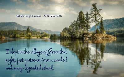Many legended-island