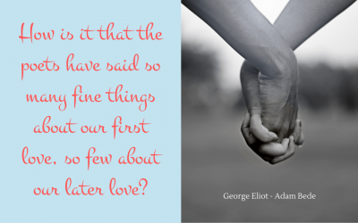In praise of later love