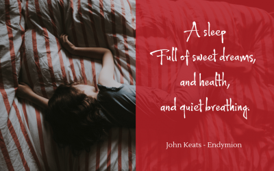 Of sweet sleep