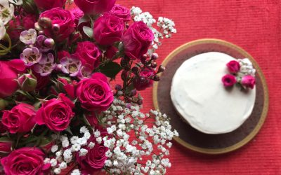 Of cake and roses