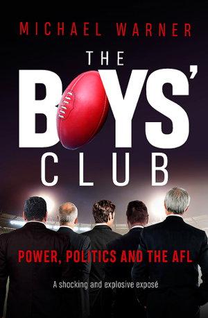 Best AFL Books 2021 - The Boy's Club