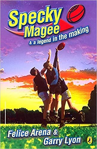 Best AFL Books 2021 - Specky Magee